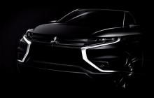 Mitsubishi på Paris Motorshow med ladbare Consept-S