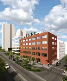Midroc hyr ut de sista kontoren i nytt kontorshus i Hyllie