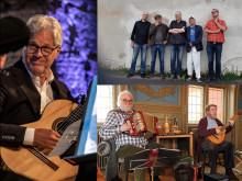 Spannarboda: Mer musik på Willboda i vår