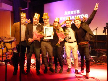 Happy Homes har utsett Årets leverantör 2015