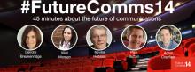 Blick in die Zukunft – Das Live-Online-Event der Kommunikationsbranche