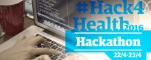 Pressinbjudan: Studenter hackar för hälsan 24-timmar i sträck