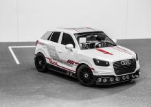 Parkering med autonom intelligens. Audi deltar på NIPS i Barcelona.