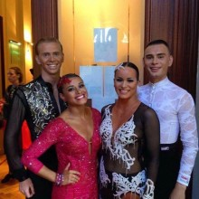 50 Dansare från Sverige tävlar i italienska Rimini