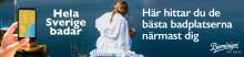 Barnängens kunder har betygsatt 800 svenska badplatser!