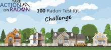 Take Action on Radon and Radonova Collaborate on 100 Radon Test Kit Challenge
