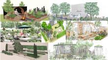 For første gang i Danmark: Havedesignere dyster om guld