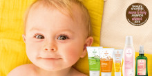 "Weleda utsedd till ""Best Eco Friendly Baby Brand"" 2018"