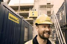 Ramirent levererar helhetslösning när NCC bygger ut Södra Cell Värö