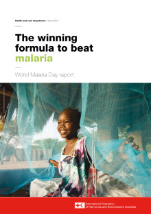 Rapporten: The winning formula to beat malaria