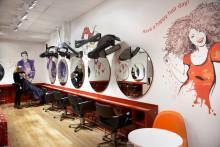 HairShop Frisør – Kåret til Gasellebedrift, satser videre med nytt salongdesign