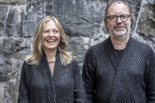 Geometri – stickat och silver av Pernilla Svenre och Niklas Ejve