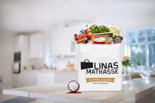 Linas Matkasse lanserar snabb kasse för familjer med högt tempo
