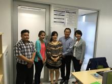 Visiting Tsuneishi Kamtecs in Thailand