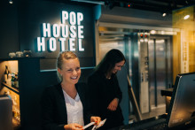 GREAT VISITOR NUMBERS AT ABBA THE MUSEUM AND POP HOUSE HOTEL!