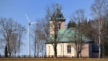 Svenska kyrkan får pris för klimatsmarta investeringar