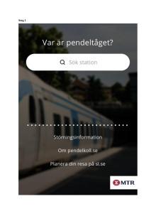 Exempelbilder mobiltelefon Pendelkoll.se