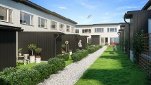 Veidekke Bostad lanserar flexibelt småhuskoncept