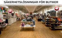 SafeTeam Retail ställer ut på Butiksleverantörsmässan 2013