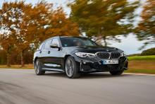 Nye BMW 330e xDrive Touring: Her er BMWs første ladbare stasjonsvogn – med firehjulsdrift