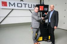 SSI Schäfer uppnår majoritet i firman MoTuM NV