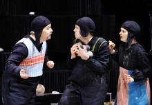 Teater Pero på turné till Tyskland