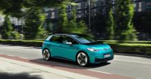 Världspremiär för Volkswagens nya elbil ID.3 – starten på en ny era