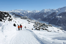 Winterwandern – aber bitte mit Panorama!