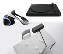 Sony rydder bordet med 18 designpriser ved iF Design Awards