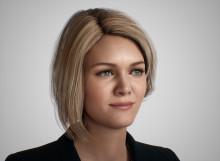 IPsofts digitala medarbetare Amelia får ny människolik avatar