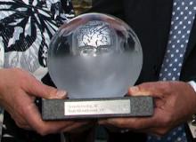 Stena Recycling är Årets Klimatkomet 2013
