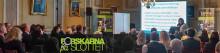Pressinbjudan: Forskarna på slottet 27 mars - Smarta och hållbara städer