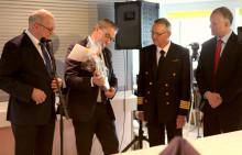 """Scandlines und Partnerschaftsgemeinden feiern die  """"Copenhagen"""""""