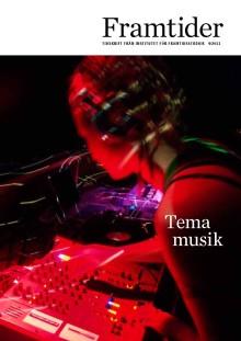 Splitterny teknik men sega könsstrukturer – Framtider synar musikens värld
