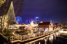 Nu öppnar Sveriges bästa julmarknad