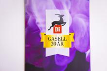 Gasellutmärkelse för fjärde året i rad – är nu mästargasell