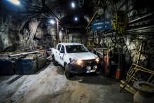 50-årsjubilerande Toyota Hilux dominerar i Kiruna