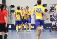U19-herrarna vann - och fixade totalsegern i Finnkampen