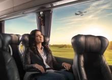 Nettbuss Bus4You gör bekväm arbetstid möjlig för pendlare och affärsresenärer till och från Arlanda