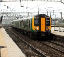 A day under the wires with London Midland