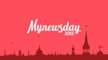 Alle præsentationer fra Mynewsday 2015