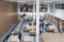 En lys utsikt | Åpning av psykiatrien på Sykehuset Østfold Kalnes