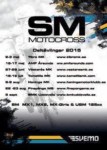 SM Motocross 2015