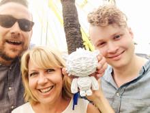 """Berghs utnämns till """"School of the Year"""" i Cannes - för makalösa fjärde året i rad"""