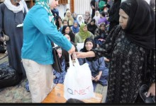 QNET's 'Ramadan Bags Convoy' initiative feeds thousands across Egypt