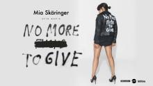 Mia Skäringer återkommer och turnéavslutar i Scandinavium 2019