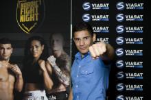 Andreas Evensen møter Julio Buitrago i stjernespekket Nordic Fight Night-kveld
