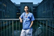 För mycket jourtjänstgöring nu säger barnläkaren Lena Catry upp sig