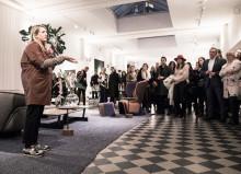 Föreläsning med Patricia Urquiola på Nordiska Galleriet