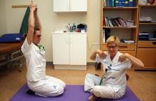 Mediyoga minskar stressen för hjärtpatienter